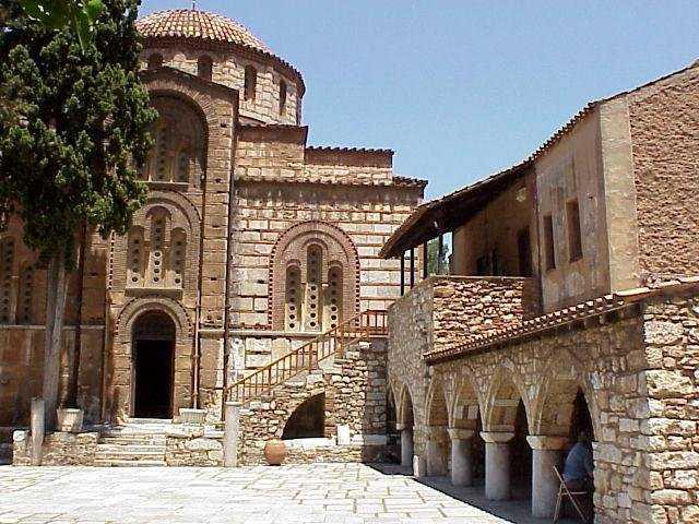 Daphni Monastery (3)