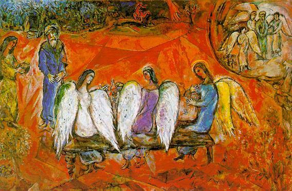 CHAGALL Chagallbijbel