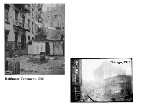 Urban sociological theories