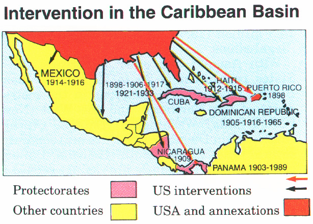 the negative impacts of the us intervention in nicaragua By brian jacek, ba boston college '10, jd candidate seton hall university '13 written in 2009, mr jacek argues that the united states' involvement in the iran-iraq war caused irreparable damage to iran's perception of the us and continues to shape relations between the two countries.