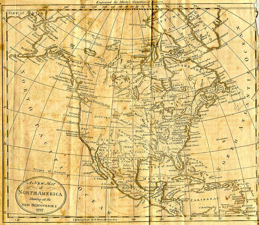 Indians of the Americas with maps of the physiographic provinces